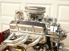 S B CHEVY 350  HI  PERFORMANCE TURN KEY 350 + HP  ENGINE  BY CRICKET CR#-EHB-24