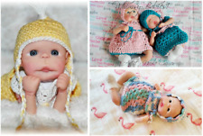 OOAK baby Sculpt By: Artist Nicole Cramer Prosculpt clay doll
