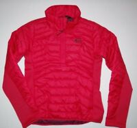 Under Armour Womens UA ColdGear 1/4 Zip Fitted Poly Fill Pullover Jacket S $180