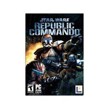 Star Wars Republic Commando -VIDEOGAMES per PC- NUOVO Sigillato!!! ITALIANO