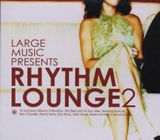 Large Music pres. Rhythm Lounge 2 (2003, US, digi) Miguel Migs, Mateo & M.. [CD]