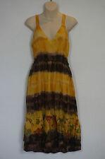 Ladies Dress Hippie Sun Dress Comfy beach Hippy Gypsy 10-12
