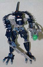Lego Bionicle Piraka Vezok (8902) Complete Figure with Light-up Eyes
