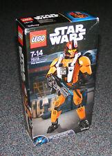 STAR WARS LEGO 75115 POE DAMERON BUILDABLE FIGURE B-STOCK BRAND NEW SEALED