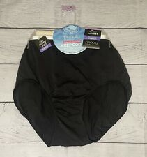 NWT 3 Beauty By Bali Comfort Revolution Seamless Stretch Brief Panties Size XL