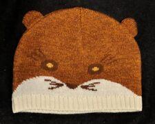 Fox / Hamster / Gerbil Costume Knit Beanie Hat. Wool blend. ** BRAND NEW! HTF