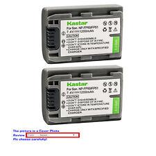 Kastar Battery FP51 for Sony NP-FP51, NP-FP50, NP-FP30, TRV, TRV-U