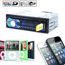 AUTORADIO Stereo Aux-In USB/SD/MP3/DVD/CD/WMA/FM Radio DIN Auto Kfz LI12