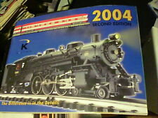 2004 second edition K Line catalog