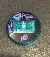 Wildstyle Character Tag Lego Dimensions. No Lego Just Tag