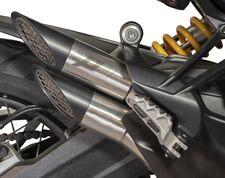 SILENCIEUX QD EXHAUST POWER GUN euro4 DUCATI MULTISTRADA 1260 ENDURO