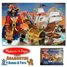 Maps Cardboard 5-7 Years 100 - 249 Pieces Jigsaws & Puzzles