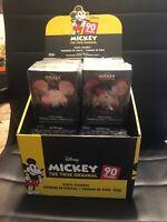Funko Vinyl Mini Mickey True Original 90 Years Lot Of 10 Figures W/ Display Box