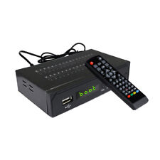 USA ATSC TV BOX DIGITAL CONVERTOR HDTV RECEIVER SIGNAL ANTENNA HDMI PVR ANALOG