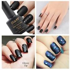 Elite99 Nail Polish Soak Off UV LED Gel Matte Top Coat Varnish Manicure10 Ml