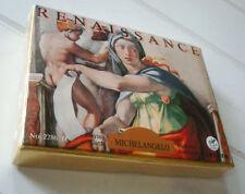 Vintage NEW Collectible Renaissance Playing Cards Set of 2 Decks PIATNIK Austria