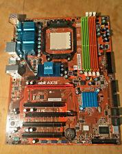 ABIT AX78 Mainboard Sockel AM2 3x PCI 3x PCIe LAN USB SPDIF Sound 4x DDR2 RAM