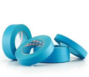 3M Blue Detailing Tape Car Bodyshop Tape (Choose From 4 Different Widths)