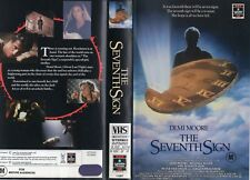 THE SEVENTH SIGN - Demi Moore -VHS -PAL -NEW -Never played! -Original Oz release