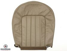 2004 Mercury Mountaineer -Driver Side Bottom Replacement Leather Seat Cover Tan
