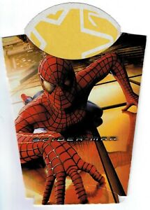 SPIDER-MAN French Fry Carton (Tobey Maguire)