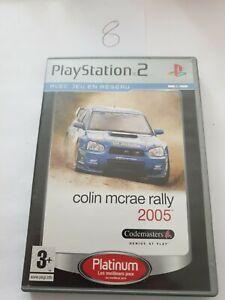 Colin McRae Rally 2005 Platinium - Sony PlayStation 2/PS2