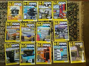 HiFi News 2013 as Pictured