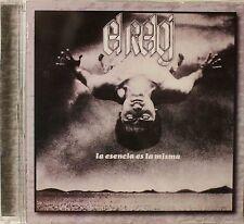 El Reloj-La Escencia es la Misma Argentina hard rock prog cd