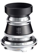 Voigtlander Heliar 50mm f/3.5 Leica M-Mount Lens