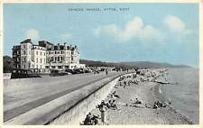 Kent, Hythe, Princes Parade, Old Auto Cars, Beach, Plage 1960