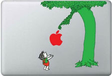 The Giving Tree Sticker Vinyl Decal Skin Cover Apple  Macbook Air/Pro/Retin