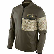Nike Men's Green Bay Packers Salute to Service Jacket 2017 STS Hybrid 3xl