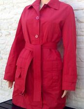 Apriori Mantel Jacke 36 Rot Wie Neu