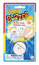 Hand Buzzer Shock Novelty Trick Party Prank Practical Jokes Funny Laugh