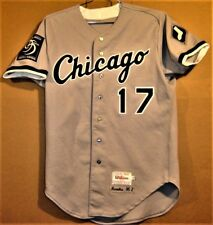 Chicago White Sox Doug Mansolino 1995 Road Mlb Jersey