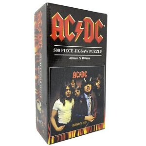 AC/DC Highway to Hell 500 Piece Jigsaw Puzzle 400mm x 400mm NEW | FREE EXP POST