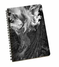 Mountains Prnt A5 Notepad 120 Sheets Diary Notebook School Papers Exercise Books