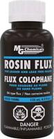 MG Chemicals Liquid Rosin Flux, for Leaded and Solder Lead Free, 125 ml Bottle