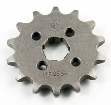 JT 420 Pitch 14 Tooth Front Sprocket JTF253.14 for Honda