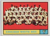 1961 Topps #48 Victory Leaders EX-EXMT Jim Perry Art Ditmar Pappas FREE SHIPPING