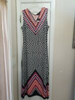 Ashley Stewart Maxi Dress  14/16w