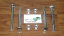 Leaf Spring Shackle 8pc Bolt Kit w/ Nuts *In Stock* 71-81 Camaro Firebird