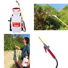1.3 Gallon Lawn and Garden Pump Pressure Sprayer Chemical Tank Bottle Spray Wand