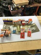 NORS LOT 32 Pce. VTG Car Parts NAPA Fuel Filter Choke Tube Oil Cap Electrical
