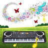 61 Keys Digital Music Electronic Keyboard Key Board Gift Electric Piano UK