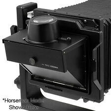New Fotodiox Pro 4x5 Collapsible Right Angle Prism Viewfinder for Toyo Cameras