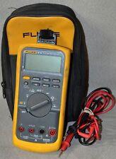 Fluke 87V Multimeter w/Leads