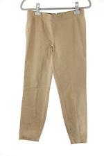 Ralph Lauren Hose Gr. 8 (38) Khaki Baumwolle stretch 7/8 Länge skinny