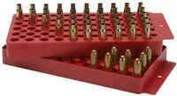 Loading Tray Reloading Universal Case Gard Block Ammo Plastic Shot Holder FREE