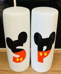 Novelty Disney Mickey Inspired Salt And Pepper Shakers Pots BNIB - Gift
